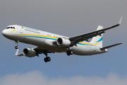 Airbus A321-211/CJ (UP-A2101)