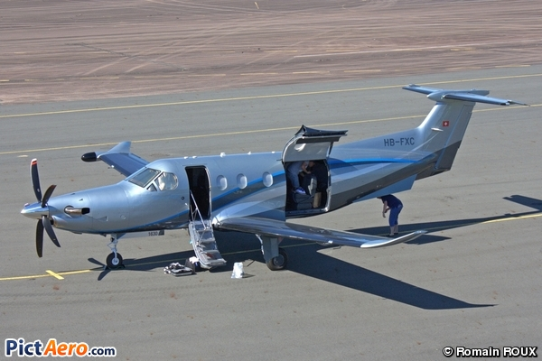 Pilatus PC-12/47E (TAG Aviation)