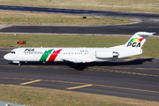 Fokker 100 (F-28-0100) (CS-TPE)