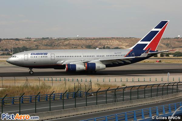 Iliouchine Il-96-300 (Cubana de Aviación)