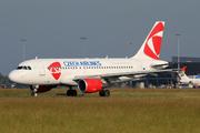 Airbus A319-112 (OK-REQ)