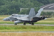 McDonnell Douglas EF-18A Hornet (15-09)