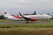 Boeing 737-8D6/WL (7T-VKH)