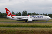 Boeing 737-8F2 (TC-JVS)