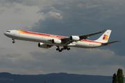 Airbus A340-642 (EC-JLE)