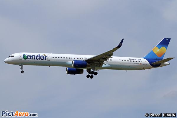 Boeing 757-330 (Condor)