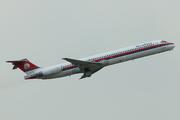 McDonnell Douglas MD-82 (DC-9-82) (I-SMES)