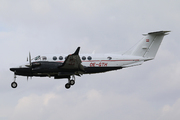 Beech Super King Air 350 (OE-GTH)