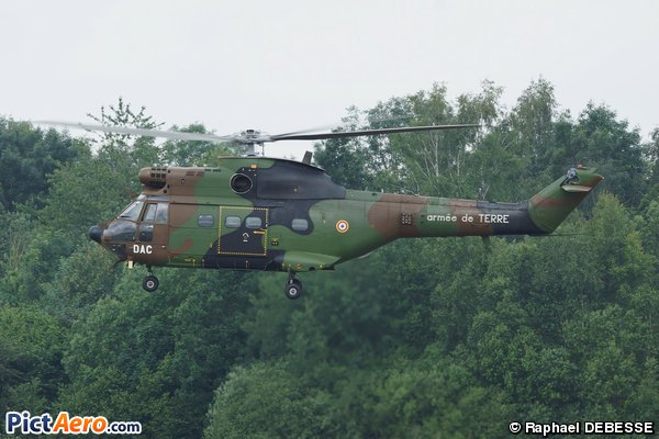 Aérospatiale SA-330B Puma (France - Army)