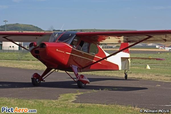 Aeronca 15AC Sedan  (Privé)