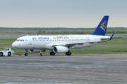 Airbus A320-232(WL) (P4-KBF)
