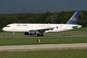 Airbus A320-214 (SU-BPU)