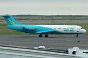 Fokker 100 (F-28-0100) (UP-F1010)