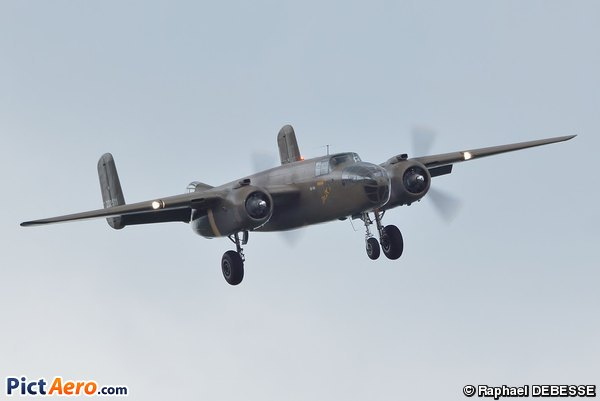 North American B25N Mitchell (Royal Netherlands Air Force)