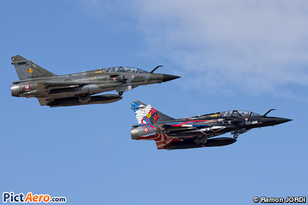 Dassault Mirage 2000N (France - Air Force)