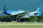 North American P-51/A-36/F-6 Mustang/Apache (CA-17/18)
