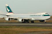 Boeing 747-867F/SCD (B-LJL)