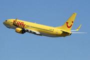 Boeing 737-8K5/W (D-AHFY)