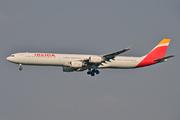 Airbus A340-642 (EC-JBA)