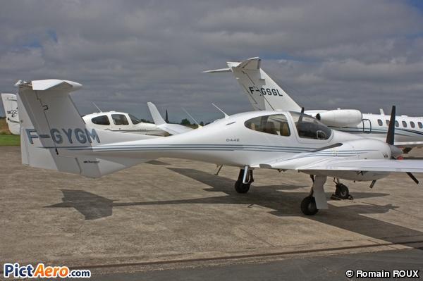 Diamond DA-42 Twin Star (Compagnie  generale de location d'equipements SA / CGL)