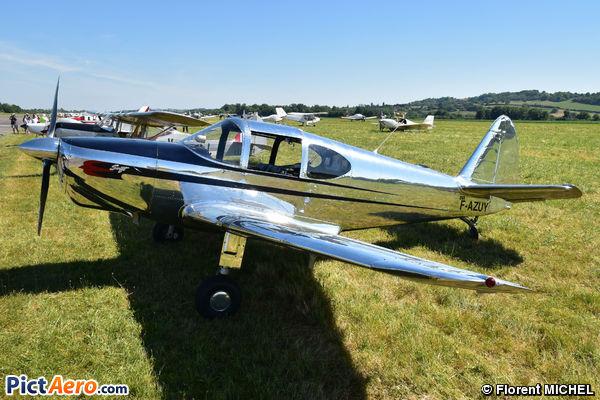 Temco Globe GC-1B Swift (privé)
