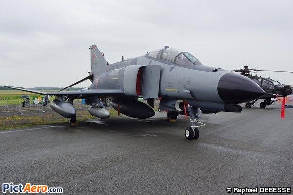 McDonnell Douglas F-4E Phantom II (Turkey - Air Force)