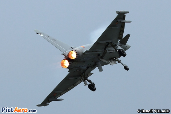 Eurofighter EF-2000 Typhoon (Spain - Air Force)