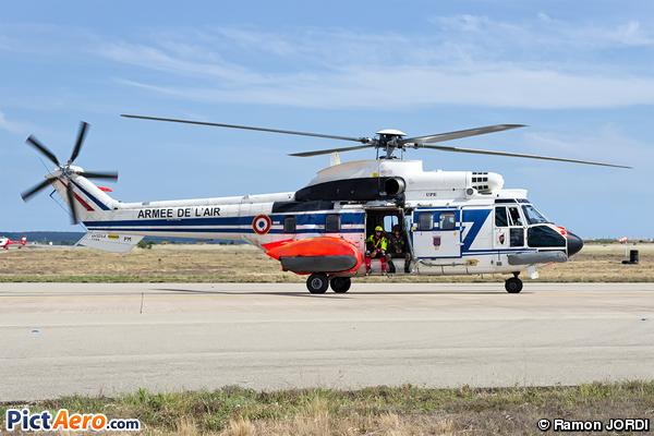 Aérospatial AS-332B Super Puma (France - Air Force)