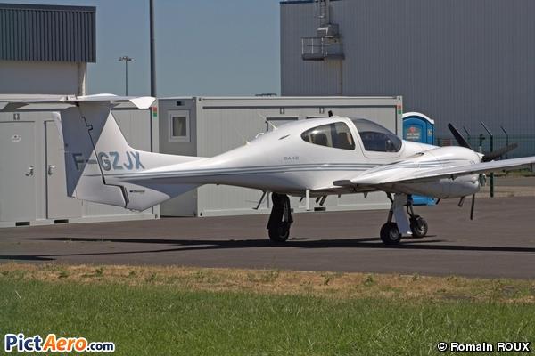 Diamond DA-42 Twin Star (Privé / Private)