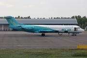 Fokker 100 (F-28-0100) (UP-F1011)