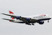 Airbus A380-841 (G-XLEG)