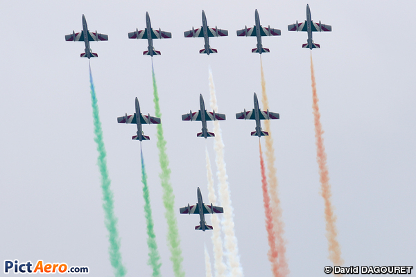 Aermacchi MB-339A (Italy - Air Force)