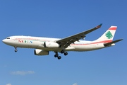 Airbus A330-243 (OD-MED)