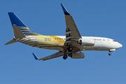 Boeing 737-7Z5/BBJ (A6-AIN)