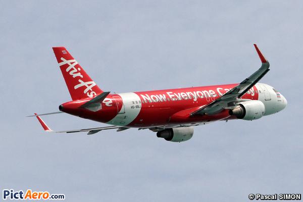 Airbus A320-216/WL (Thai AirAsia)