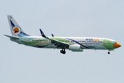 Boeing 737-88L/WL (HS-DBV)