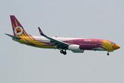 Boeing 737-86N(WL) (HS-DBS)