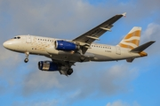 Airbus A319-131 (G-EUPH)