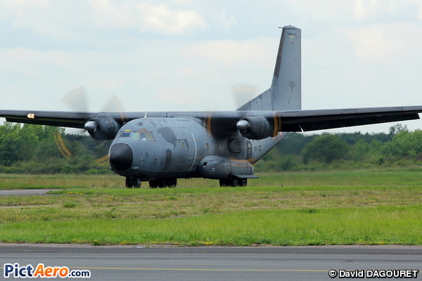 Transall C-160F (France - Air Force)