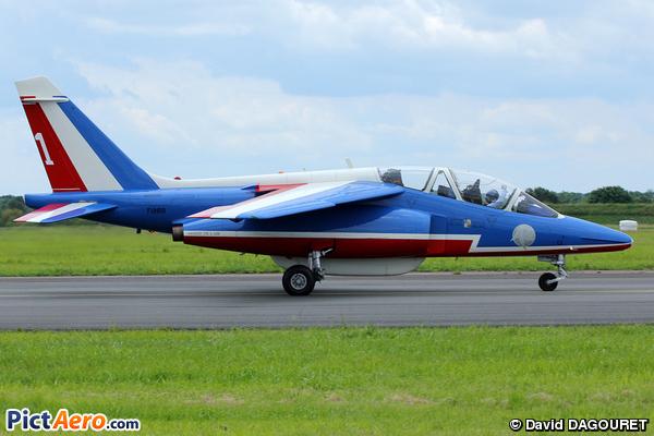 Dassault Dornier AlphaJet E (France - Air Force)
