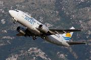 Boeing 737-3H9 (YU-ANJ)