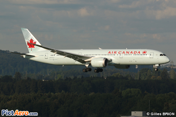 Boeing 787-9FX Dreamliner (Air Canada)