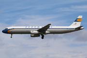 Airbus A321-231 (D-AIDV)