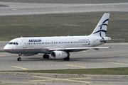 Airbus A320-232 (SX-DVI)