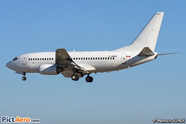Boeing 737-73V (Enerjet)