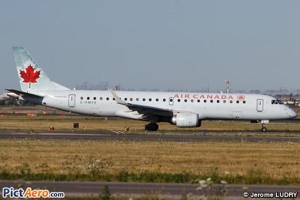 ERJ 190-100 IGW (Air Canada)
