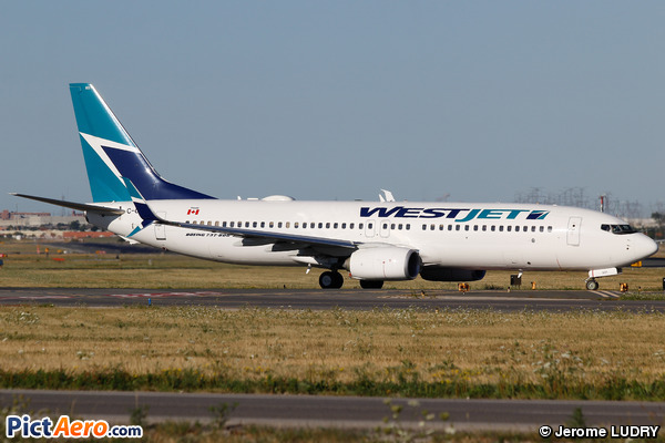 Boeing 737-8CT/WL (Westjet)