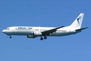 Boeing 737-86N (YR-BMG)