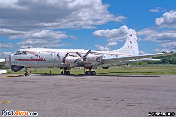 Canadair CL-28 Argus (Canada - Air Force)