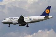 Airbus A319-114 (D-AILU)